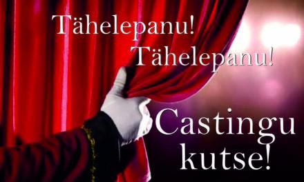 Castingu kutse