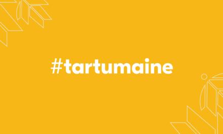 #TARTUMAINE